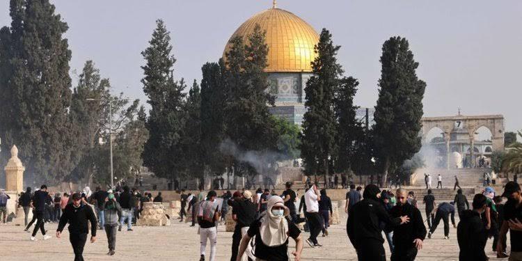 kekerasan aparat israel atas warga palestina